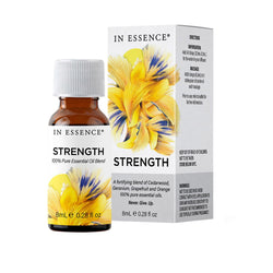Strength Pure Essential Oil Blend 8mL
