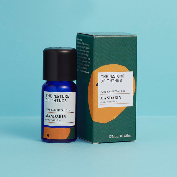 The Nature of Things Mandarin Pure Essential Oil 12ml with carton