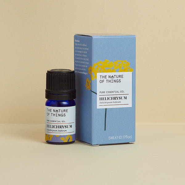 The Nature of Things Helichrysum Pure Essential Oil 5ml with Carton