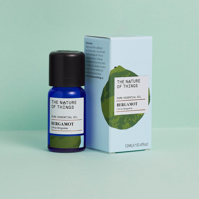 The Nature of Things Bergamot Pure Essential Oil 12ml Carton
