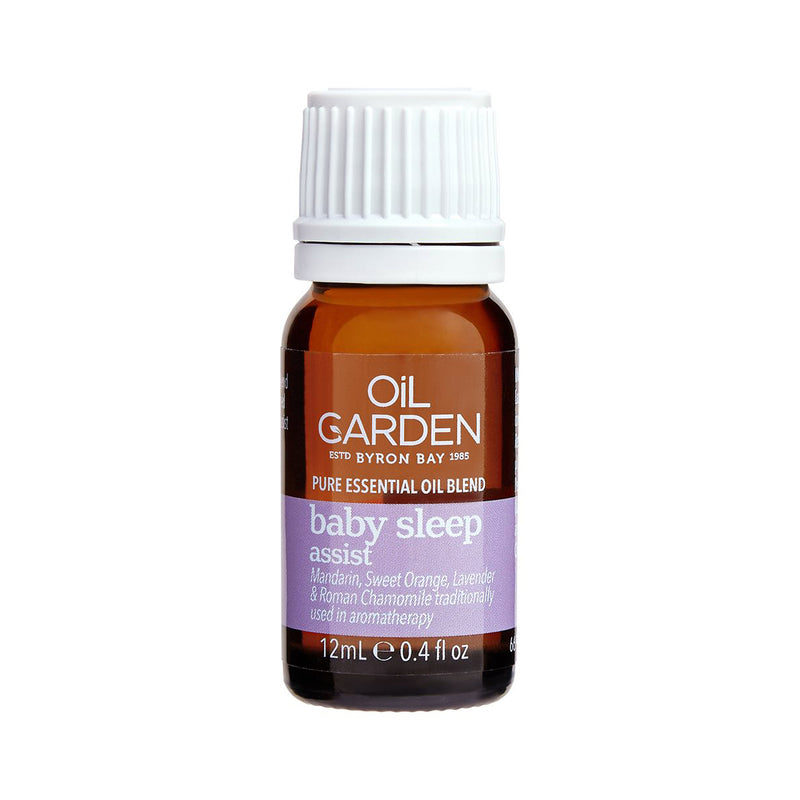 Oil Garden Baby Sleep Assist Pure Essential Oil Blend 12ml