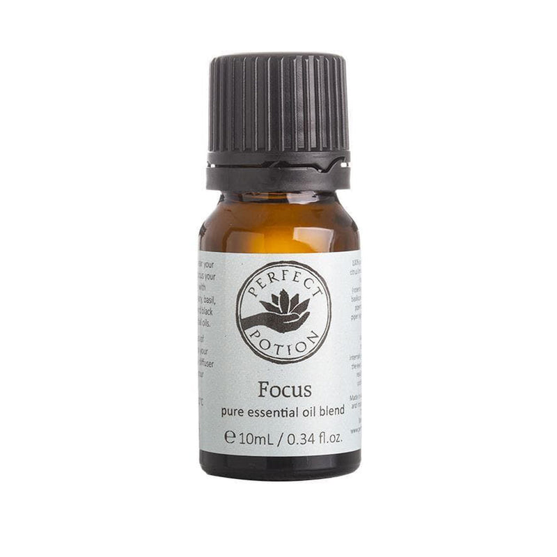 Perfect Potion Focus Pure Essential Oil Blend 10ml