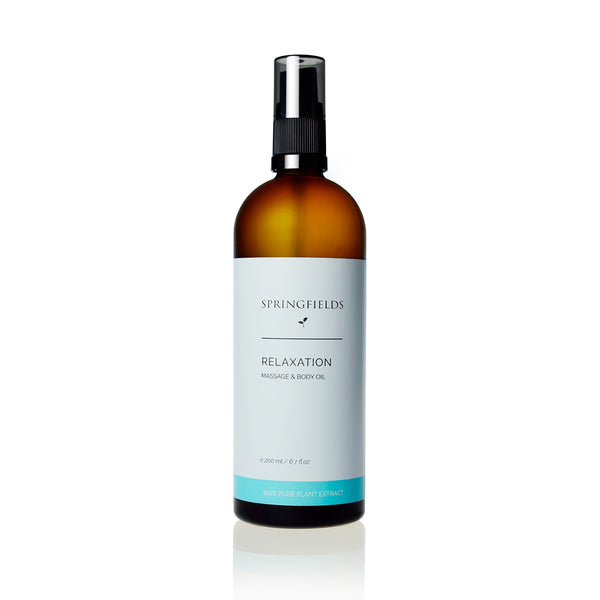 Relaxation Massage & Body Oil 200mL