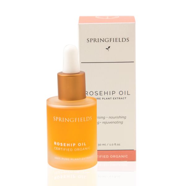 Rosehip Oil 30mL- Certified Organic