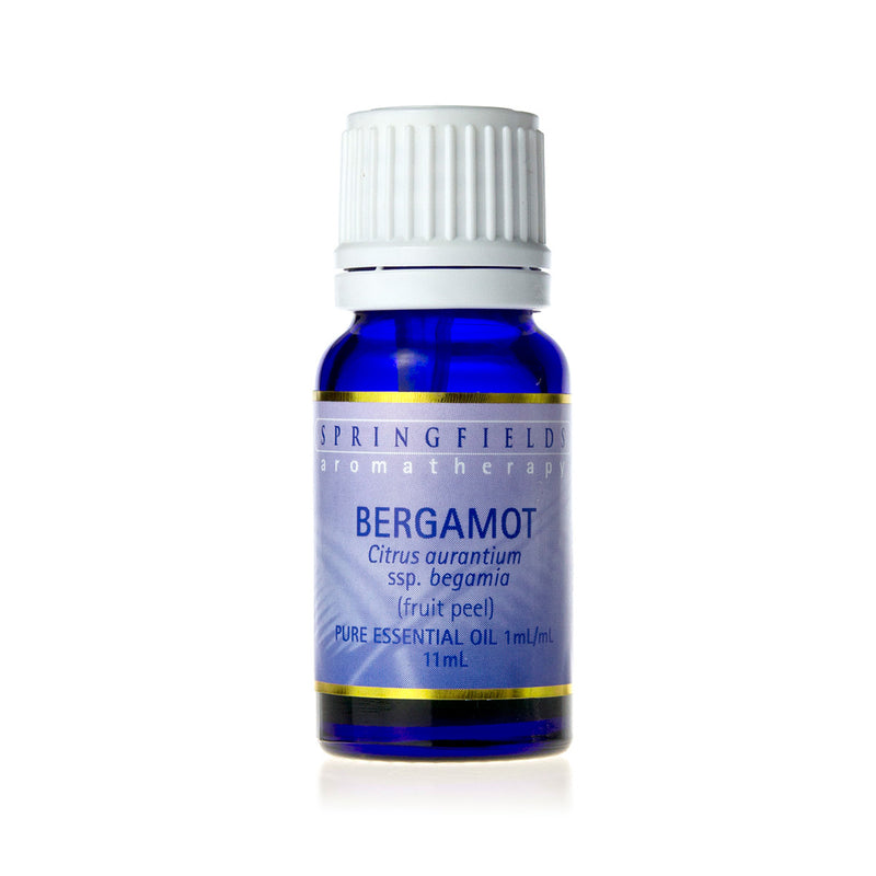 Springfields Bergamot Pure Essential Oil 11ml