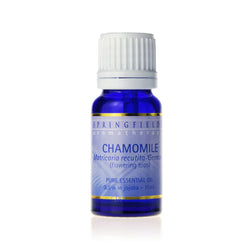 Chamomile German 2.5% in Jojoba 11mL - Certified Organic