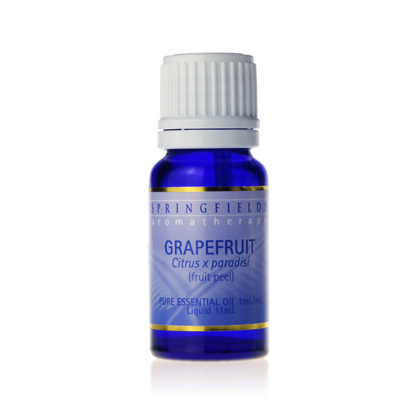 Springfields Grapefruit Pure Essential Oil 11ml