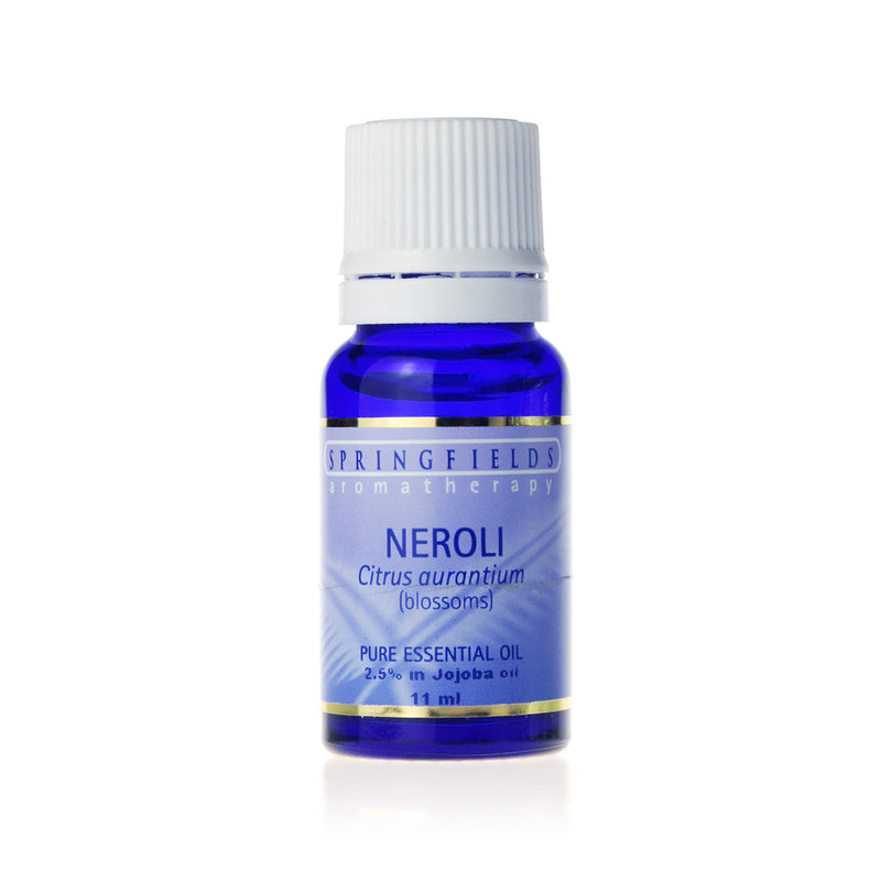 Neroli 2.5% in Jojoba Oil 11mL