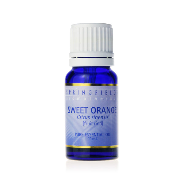 Sweet Orange 11mL- Certified Organic