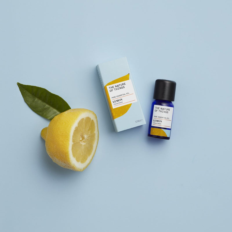 Lemon - Organic 12mL