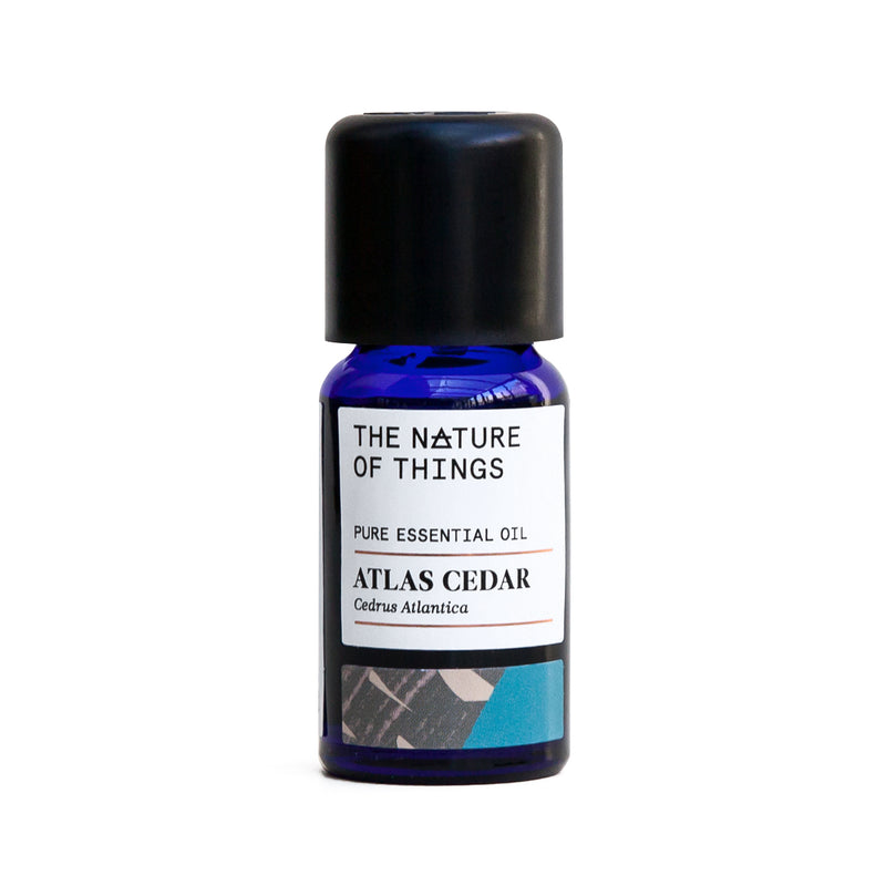 The Nature of Things Atlas Cedar Pure Essential Oil 12ml