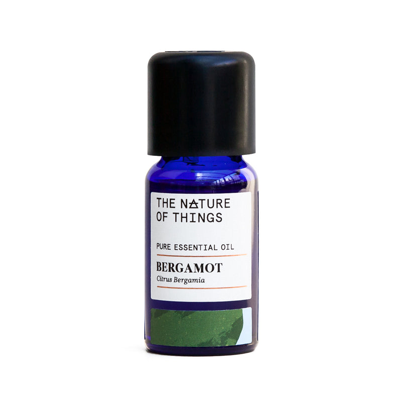 The Nature of Things Bergamot Pure Essential Oil 12ml