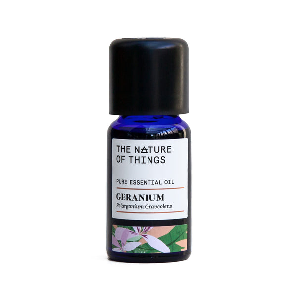 The Nature of Things Geranium Pure Essential Oil 12ml