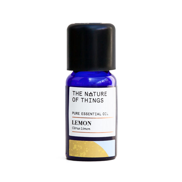 The Nature of Things Lemon Pure Essential Oil 12ml