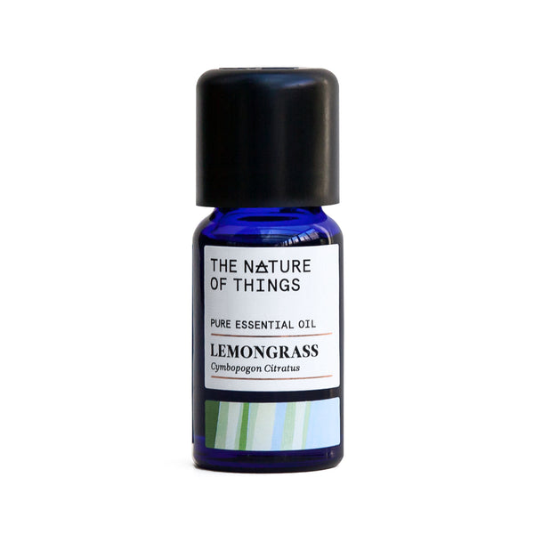 The Nature of Things Lemongrass Pure Essential Oil 12ml