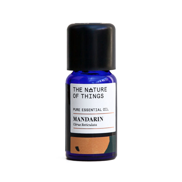 The Nature of Things Mandarin Pure Essential Oil 12ml