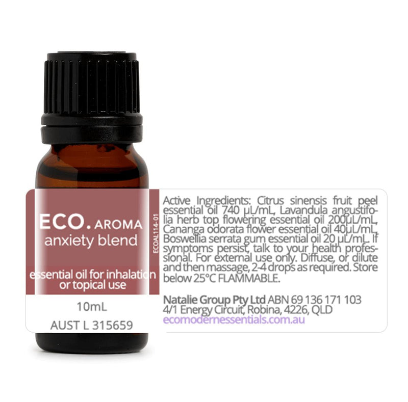 Anxiety Blend 10mL
