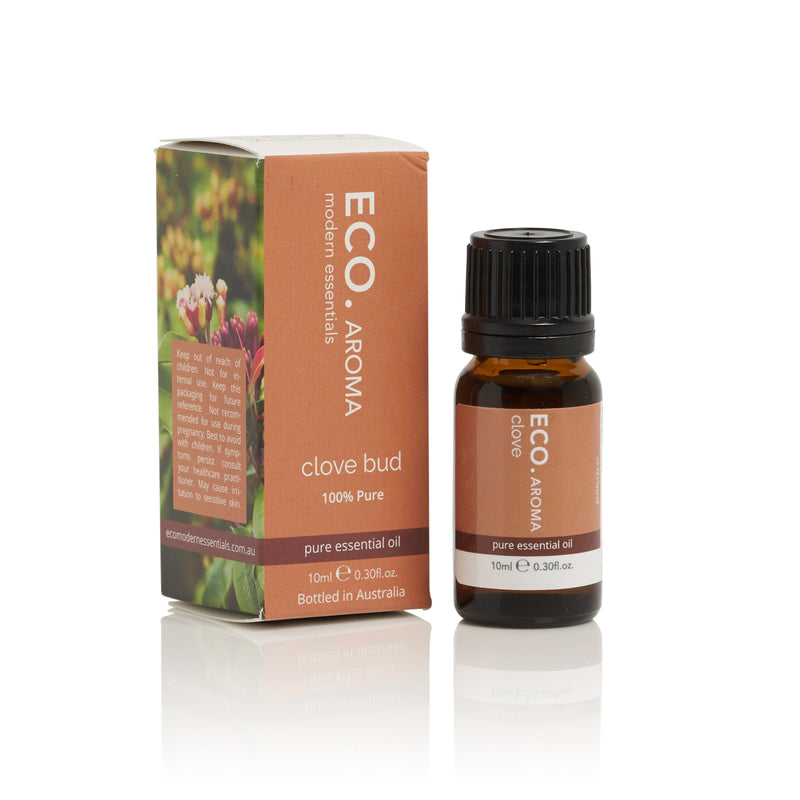 ECO Aroma Clove Bud Pure Essential OIl 10ml with Carton