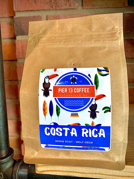 Costa Rica - Single origin 12oz