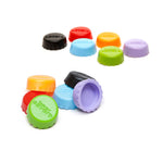 12 x Beer Savers Bottle Stoppers (Silicone). [FREE DELIVERY AUSTRALIA-WIDE; ABOUT 10 DAYS]