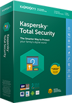 Kaspersky Total Security Software (ESD version-Electronic Software Download).