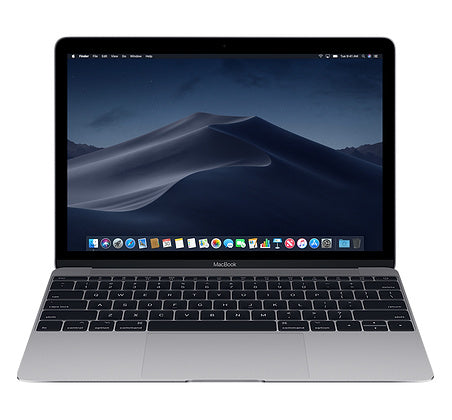 Apple Macbook- 12inch, 1.2GHz, 256GB SSD. [Click & Collect Only (see details)**]