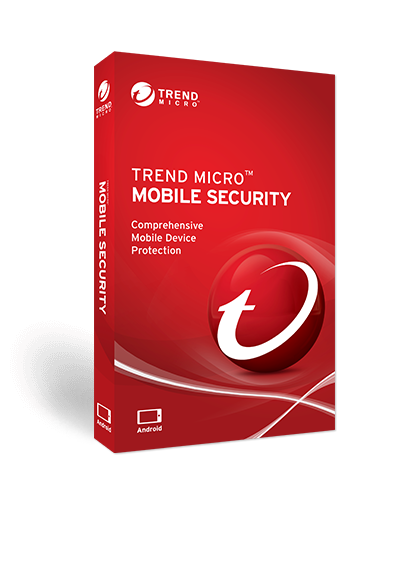 Trend Micro Mobile Security -Android devices(smartphone or tablet) -1 DEVICE, 2YRS protection (ESD version-Electronic Software Download). [ONLINE DELIVERY]