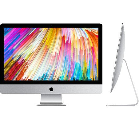 Apple iMac - 27inch, 3.7GHz 6-core Intel i5, Retina display, 2TB FusionDrive, 8GBmemory [Click & Collect only (see details)**]