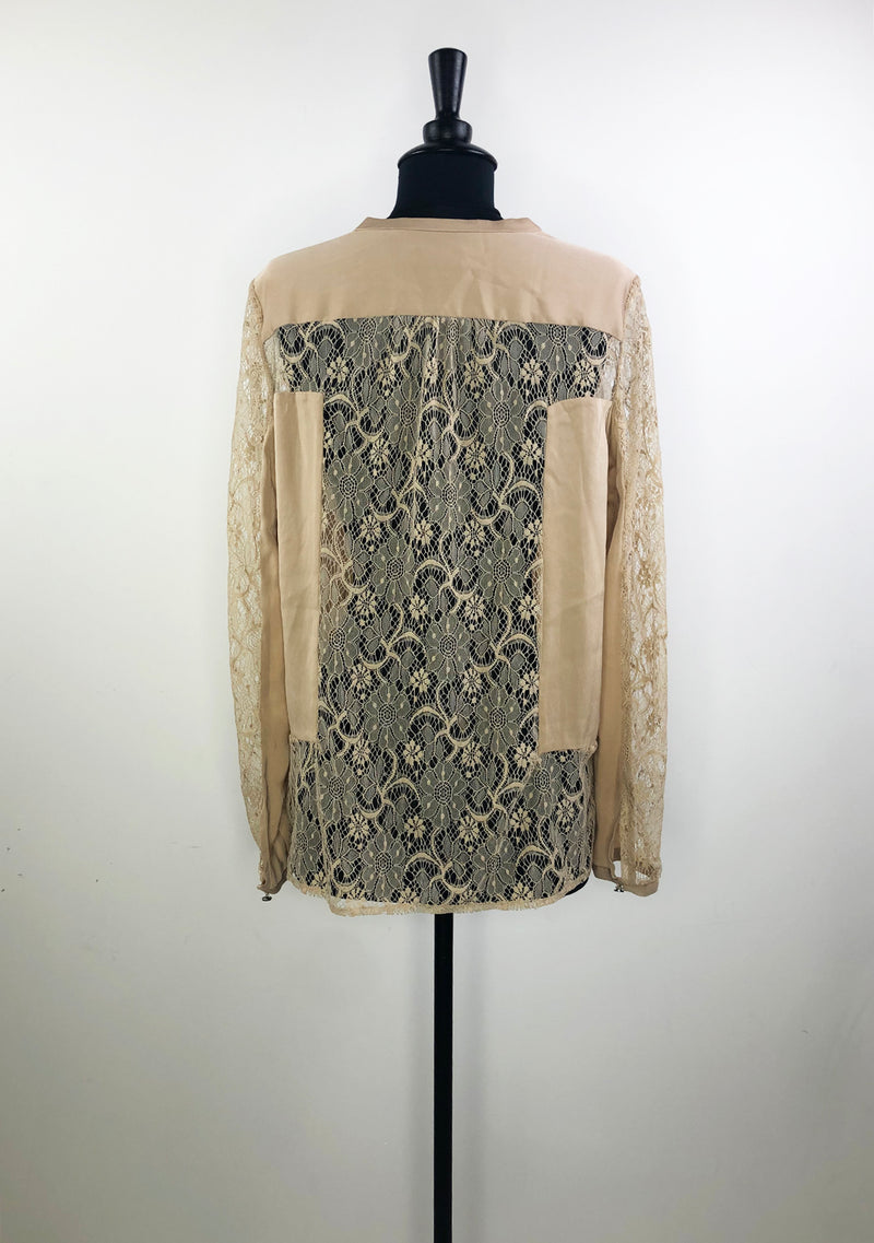 By Malene Birger Blonde Top