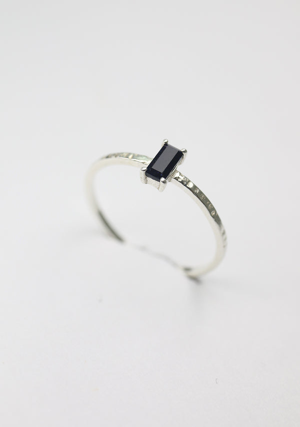 K_ Sort aventurine ring