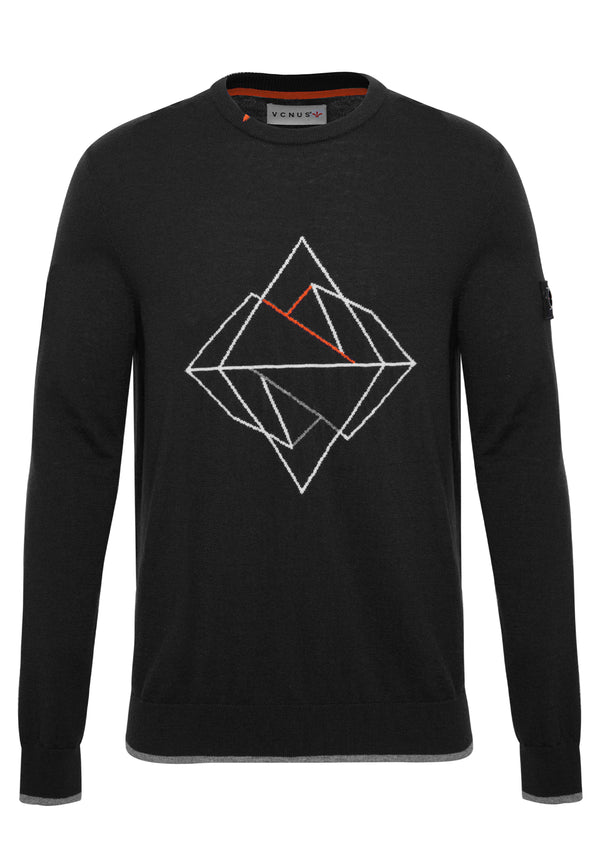 VCNUS VAL Crew Neck Strik