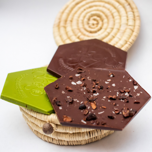 The Plant-Based Chocolate Limited Editions Kit