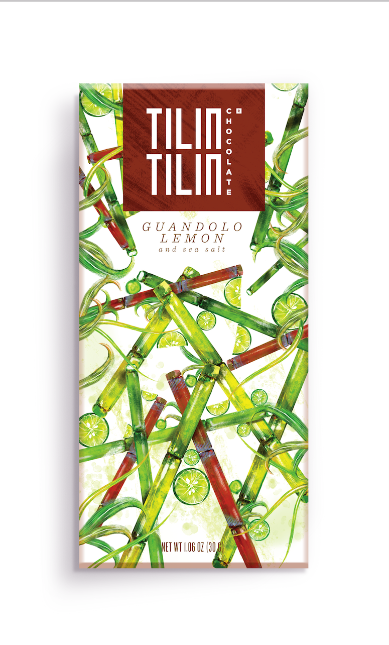 Guandolo Lemon and Sea Salt - The Favorite - Individual Bar