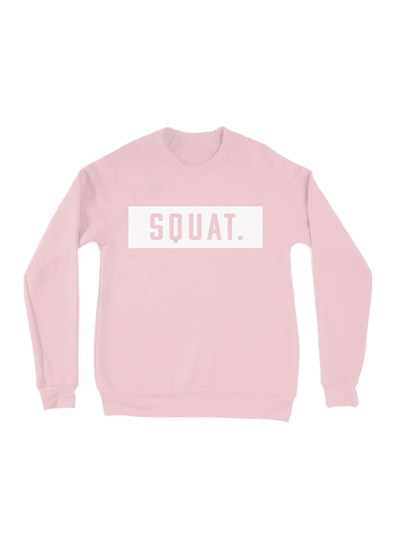 Squat Full Length Sweater