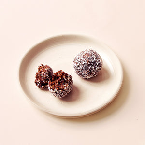CHOCOLADE KOKOS BLISS BALL