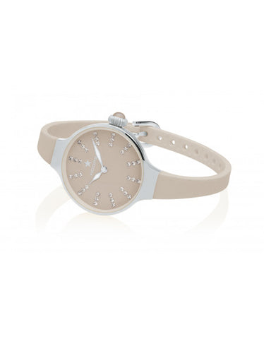Orologio Donna Hoops Nouveau Chérie Diamonds Index 2594L-S05