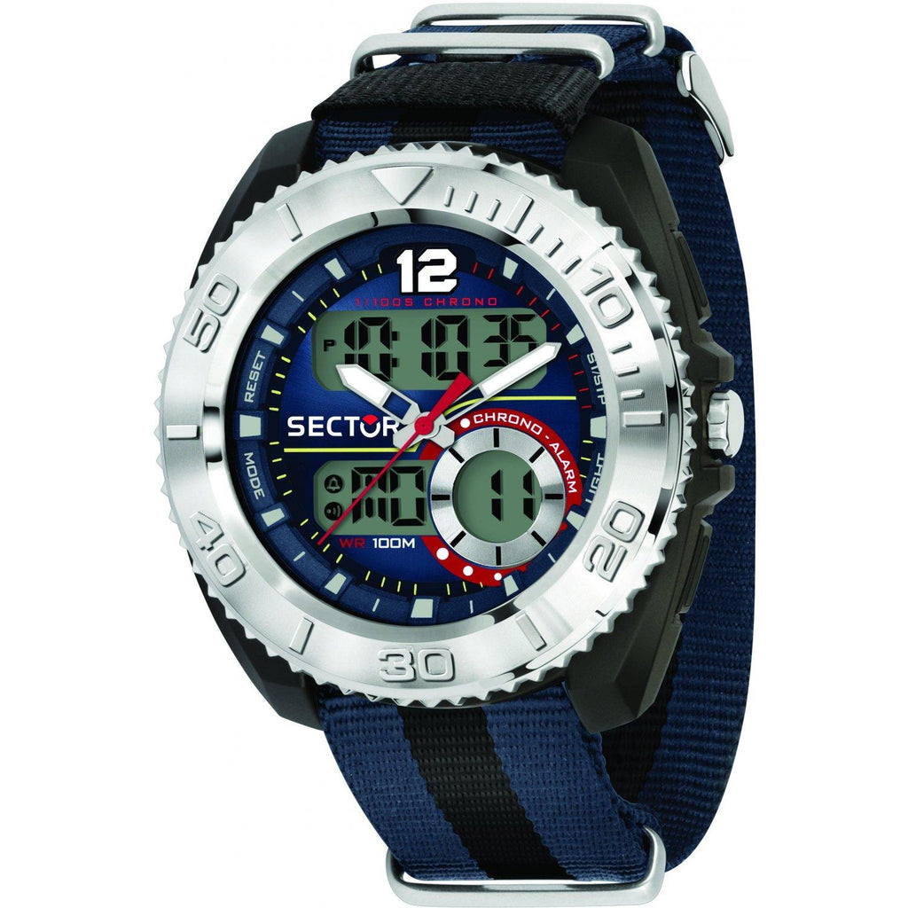 Orologio Maschile Sector Ex-99  R3251521003 base 1