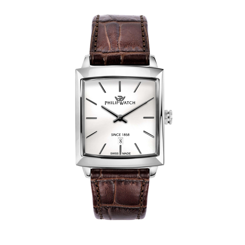 Orologio Maschile Philip Watch Newport  R8251213001 base 1
