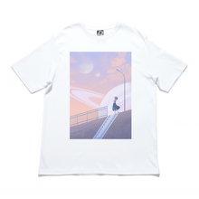 "Load image into Gallery viewer, ""Universally Missing You Cut"" and Sew Wide-body Tee White"