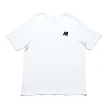 "Load image into Gallery viewer, ""Initialize Me"" - Cut and Sew Wide-body Tee White"
