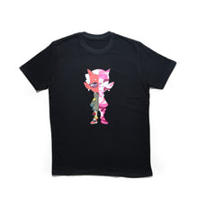 Load image into Gallery viewer, Oniboy  Basic Cotton Tee Black