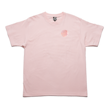 "Load image into Gallery viewer, ""Ad Astra"" Taper-Fit Heavy Cotton Tee Pink"