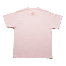 "Load image into Gallery viewer, ""Fine Porcelain"" Taper-Fit Heavy Cotton Tee Pink"