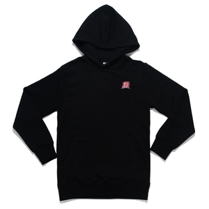 """Whereabouts of God #22"" Basic Hoodie Black"