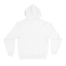 "Load image into Gallery viewer, ""Demonic"" Basic Hoodie Black/White"