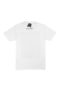 Ikigai Basic Cotton T-Shirt White