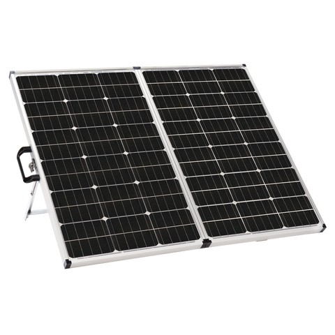 Zamp Solar 140 Watt Portable Solar Kit - TinyHouseSupplyShop.com