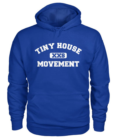 Tiny House Movement Hoodie - TinyHouseSupplyShop.com