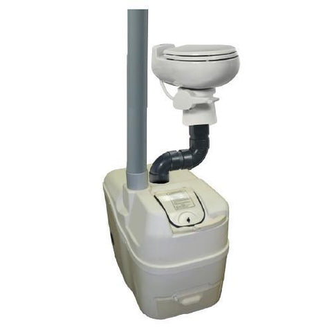 Sun-Mar Centrex 1000 Electric Central Composting Toilet System - TinyHouseSupplyShop.com