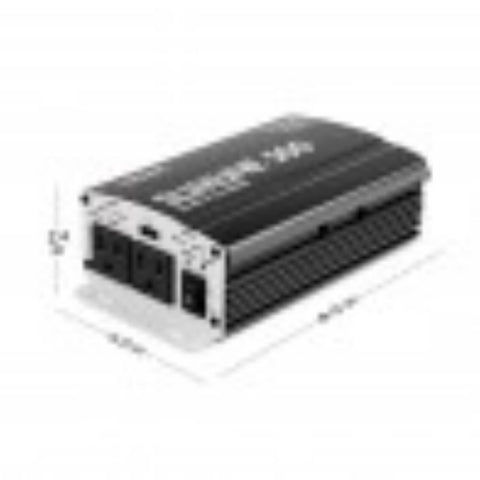 Image of Wagan Slim Line 500W Power Inverter - TinyHouseSupplyShop.com